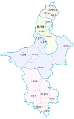 宁夏是中国回族最大的聚居地,回族人口约占自治区总人口比例的36.