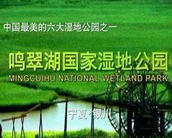 鳴翠湖國家濕地公園