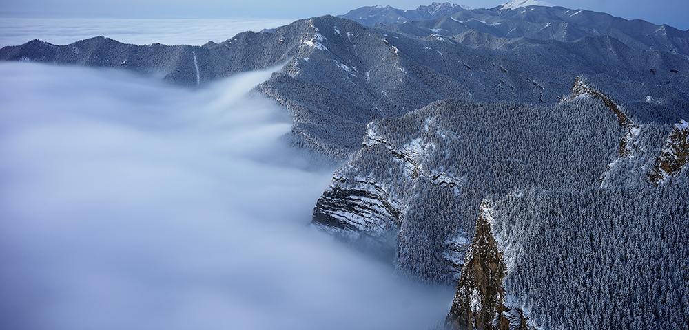 賀蘭山雲海
