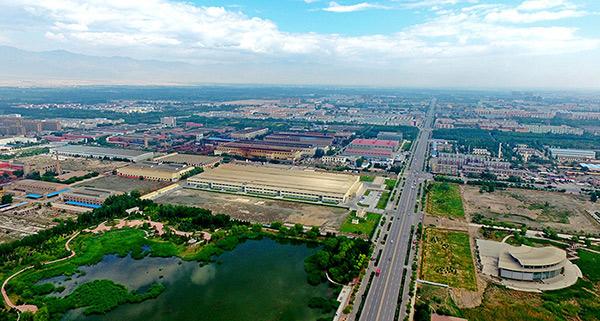 銀川經濟技術開發區