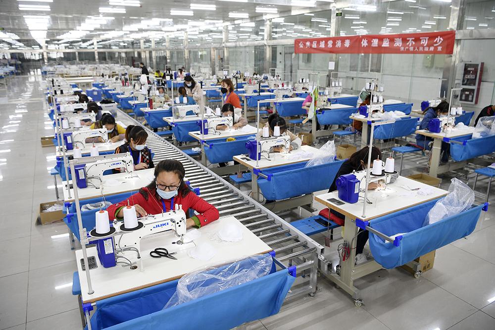 寧夏:復工復産促脫貧