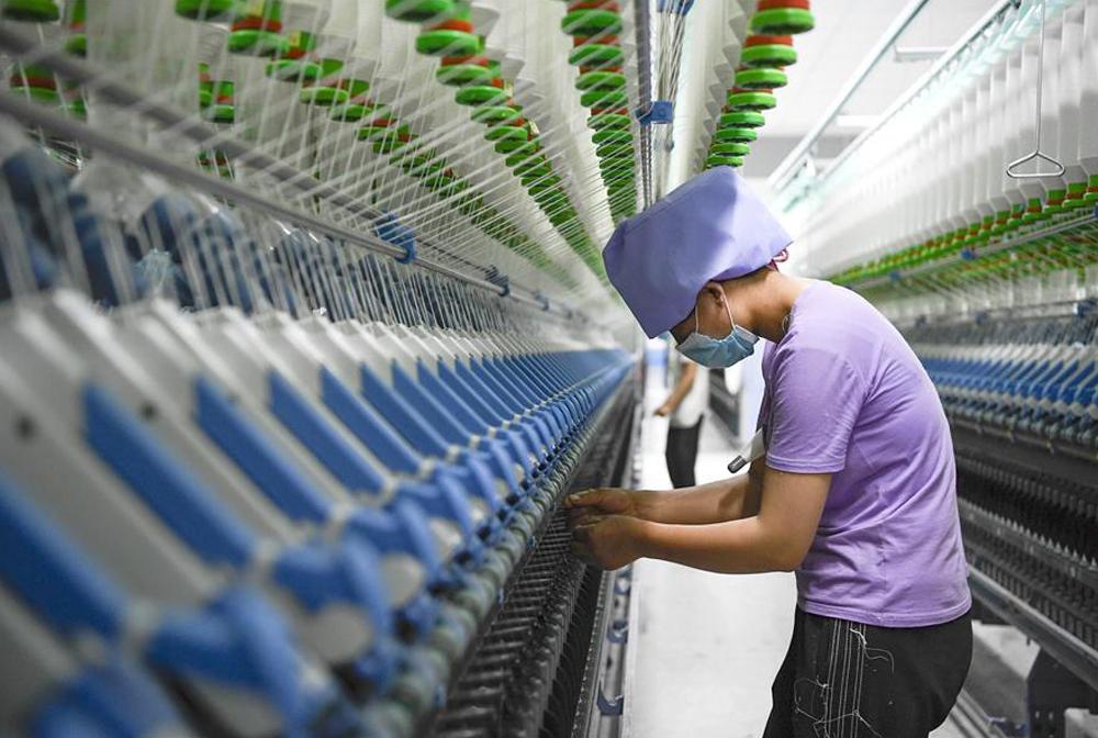 産業扶貧助農民家門口就業