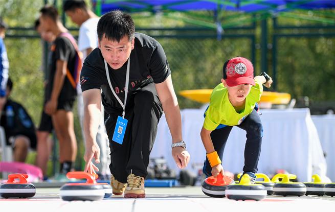全民健身——逛體育大集 享運動歡樂