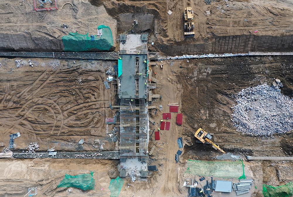 寧夏:渠道升級改造 打造現代化灌區