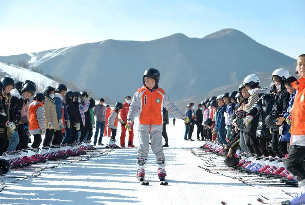寧夏涇源:冰雪文旅節助力冬季旅遊