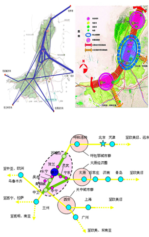 银川滨河新区地图